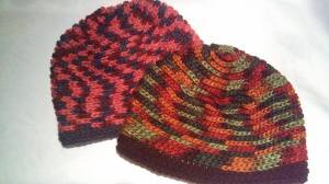 Surface Braid Hats