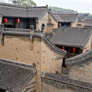 Wang Family Compound, Shanxi