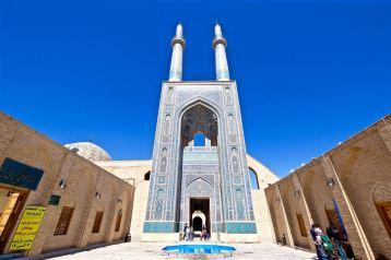 Jame Mosque, Yazd, Iran