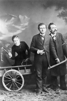 Lou Salomé,Friedrich Nietzsche, Paul Rée