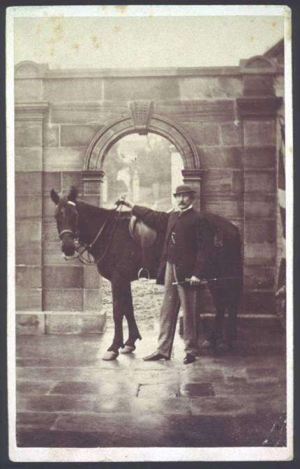 James Boyd, Commandant of the Port Arthur prison site.(1853 -1871)