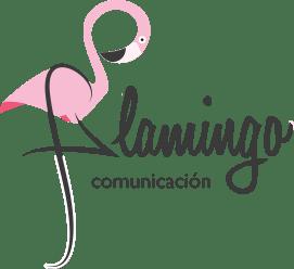 Logo Flamingo Comunicación