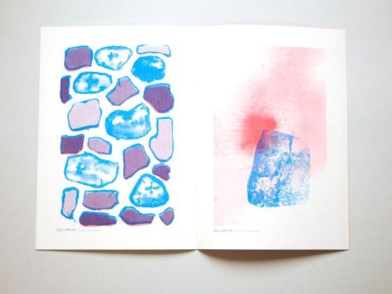 beatriz larepa ilustración cantos en apnea fanzine