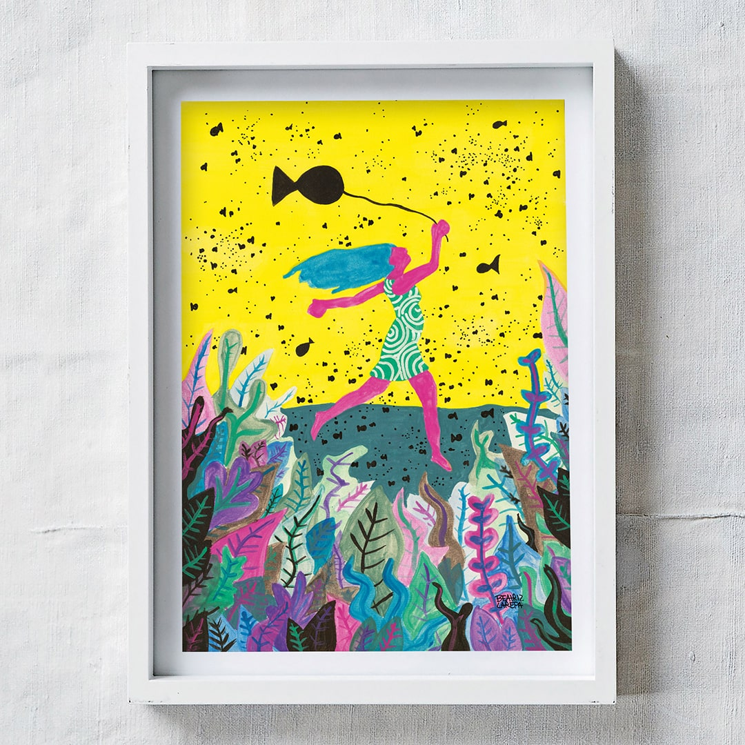 beatriz larepa sueños ilustracion diseño arte