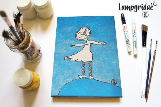beatriz larepa ilustracion diseño arte Lampyridae