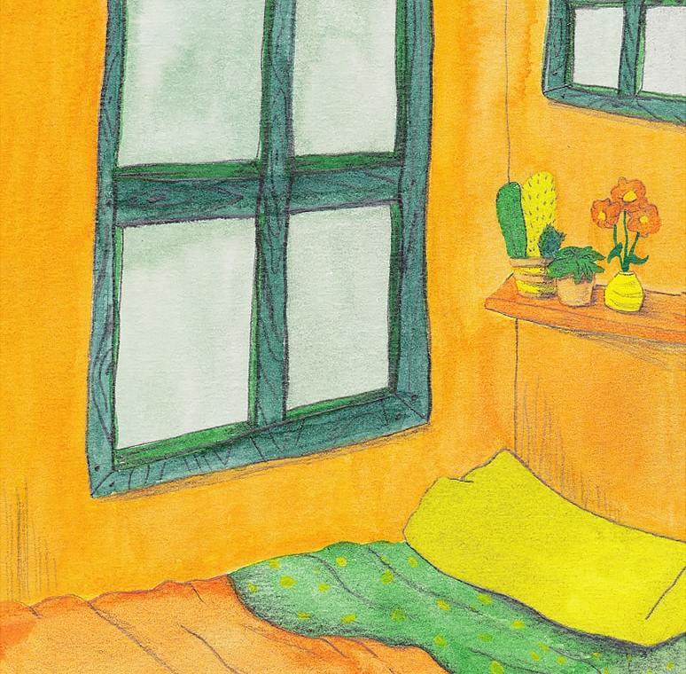 beatriz larepa sali ilustración