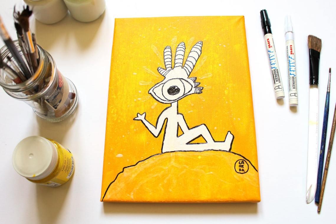 lampyridae beatriz larepa ilustracion diseño arte
