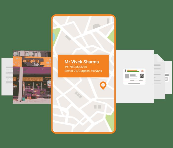 Field-team-gather-customer-profile