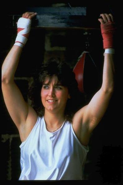 Christy Martin Stabbed & Shot By Husband  Beats, Boxing