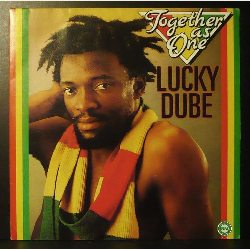 Lucky Dube – Together As One