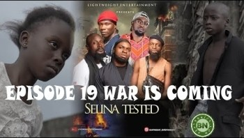 SELINA TESTED - EPISODE 19 (War Is Coming) 2
