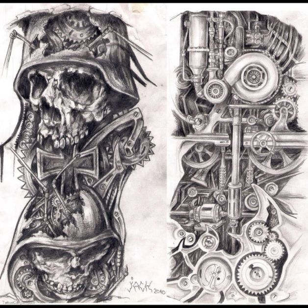 Gas Mask Girl Wallpaper Sketches For New Tattoos Beattattoo Com