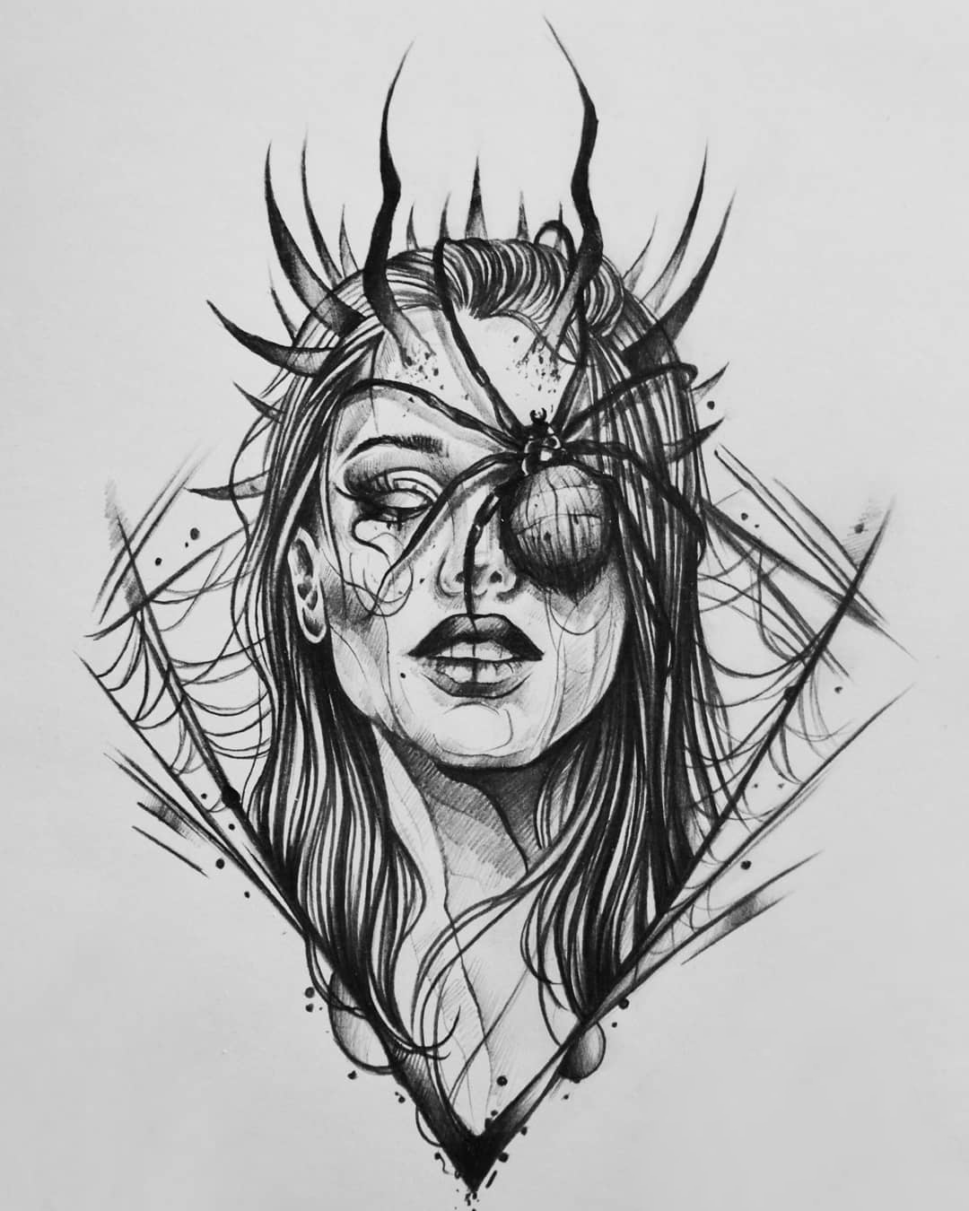 Handmade Sketches For Future Best Tattoos