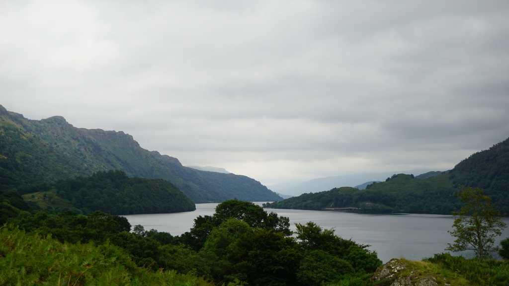 A farewell to Loch Lomond