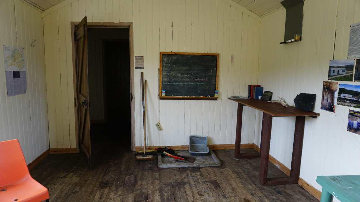 Schoolhouse bothy