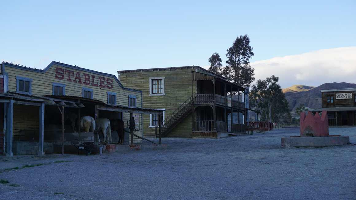 tabernas desert film studio