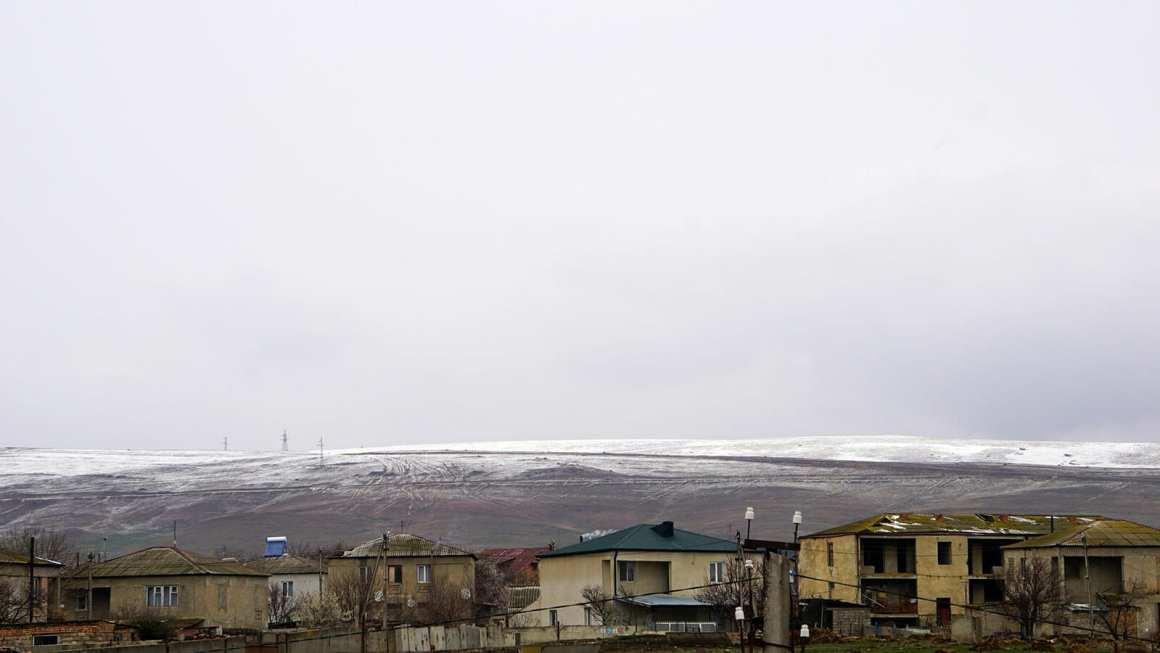 Udabno snow