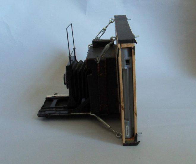 speed graphic scanner camera