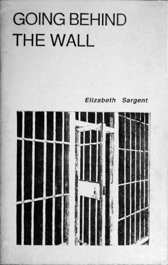 book cover illustrating a jail cell