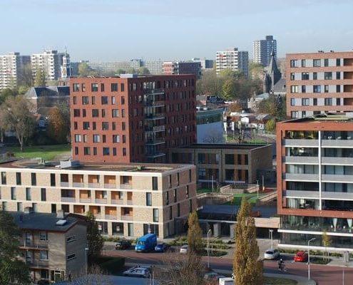 vastgoed taxaties Amsterdam Woningbouwvereniging Vidomes ['s Gravenhage]