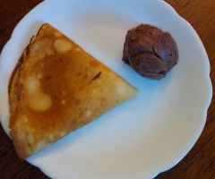 Glace maison au chocolat, sans oeuf ni crème {Recette}