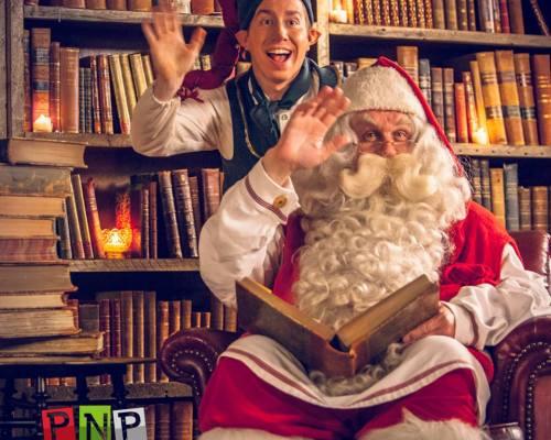 Emerveiller votre enfant avec le message vidéo personnalisé du Père Noël