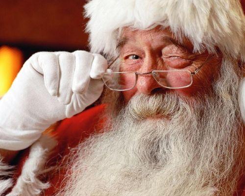 Chez nous, le Père-Noël passe le 24 décembre et ….