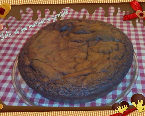 Moelleux au chocolat inratable {Recette}