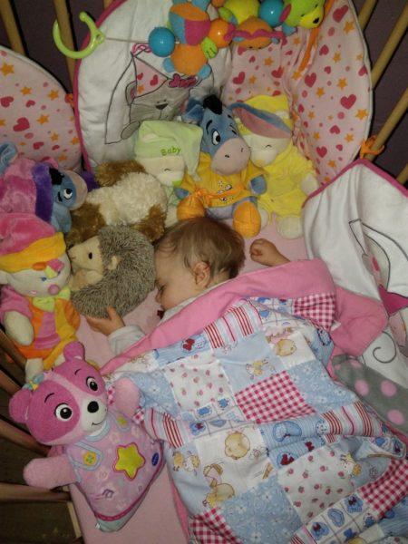 rituels du soir avec bébé