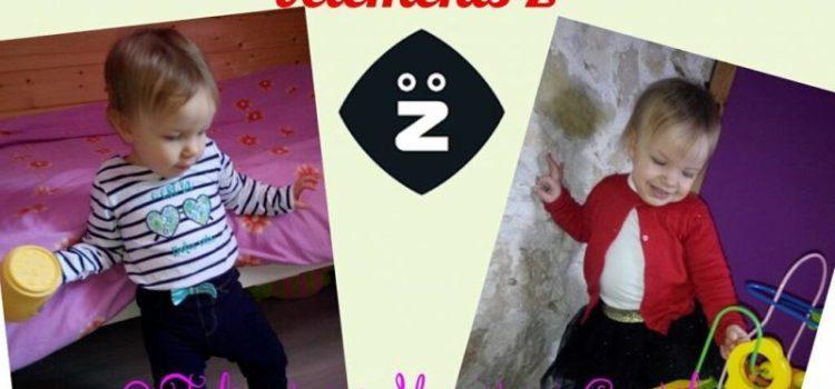 Bébé trouve toujours son look avec les vêtements Z