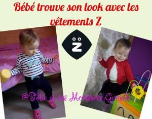 Vêtements bébé et enfant Z