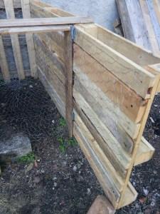 Faire du compost / fabriquer un composteur