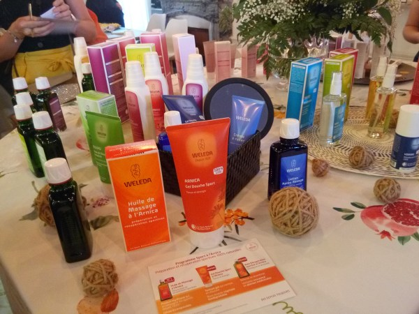produits weleda / weleda bioty tour / https://beaufourfamily.com
