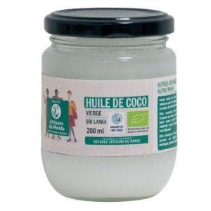 Beurre/huile de Coco Bio