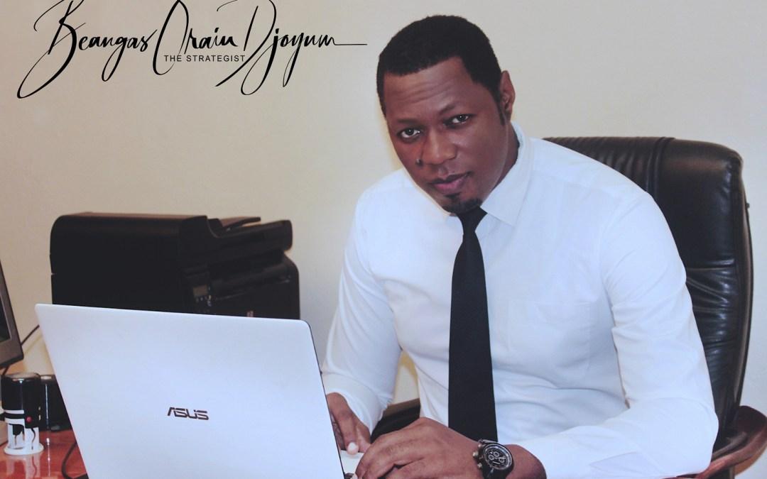Beaugas Orain DJOYUM, une passion pour le web, le numérique et la veille stratégique