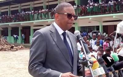 Edgard Anicet Mboumbou Miyakou : « Le Gabon, en partenariat avec la Banque mondiale, a déployé 1 628 km de fibre optique »