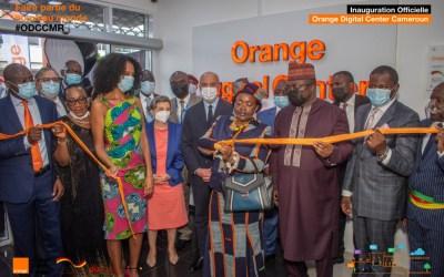 Orange et la Coopération Allemande inaugurent à Douala, le sixième Orange Digital Center en Afrique pour former les jeunes au numérique et renforcer leur employabilité