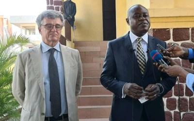 Congo Brazza : l'Union européenne accorde 15 millions d'euros pour la digitalisation des service publics