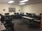 Computer lab inside the Commuter Lounge