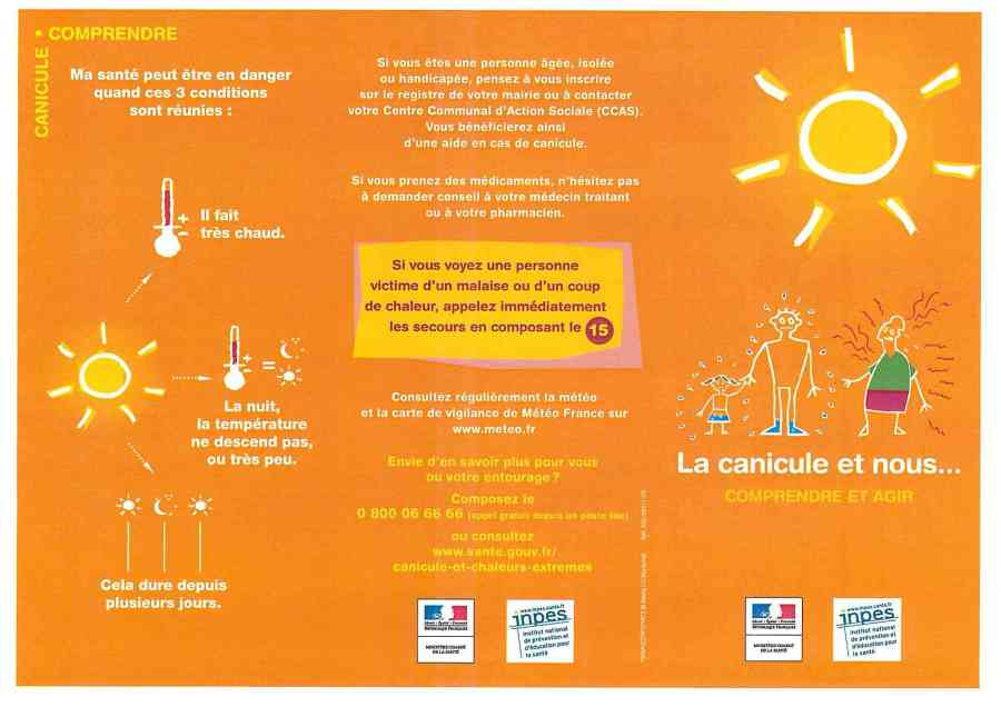 flyer canicule