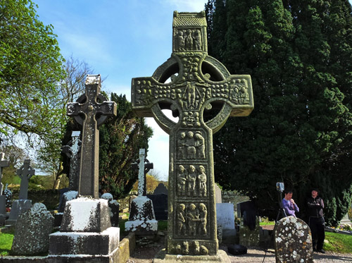 Monasterboice C8th High Crosses