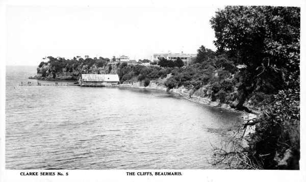 The Cliffs, Beaumaris