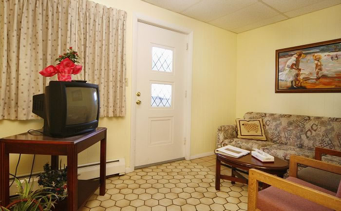 V1 – 2 Bedroom Apartment Suite