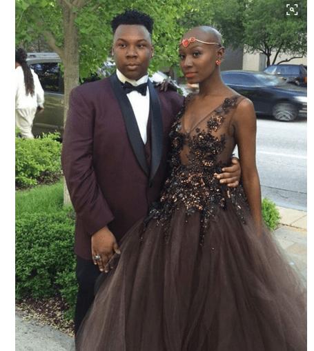 Black Girls SLAYING Prom on Pinterest Gallery
