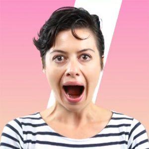 Gym du visage : 5 grimaces anti-rides pour une peau tonique - Beauté chérie