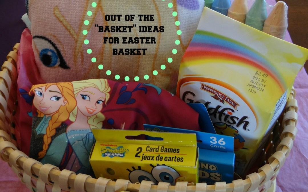 Easter Basket Ideas – Think Outside of Basket