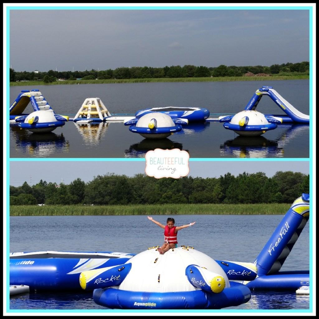 bouncyinwater