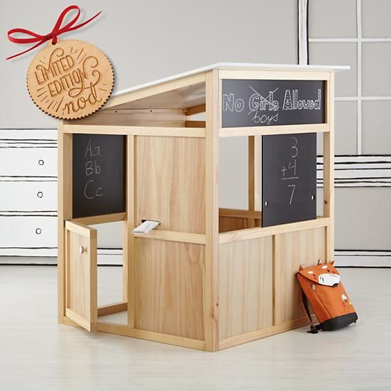 Land of Nod Bungalow Play Home