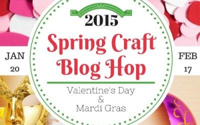 Spring Blog Hop Craft Challenge