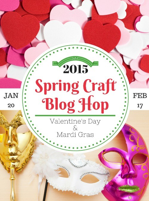 Spring Blog Hop Craft Challenge